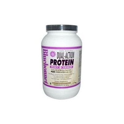 Bluebonnet Nutrition Dual-Action Protein - Natural French Vanilla