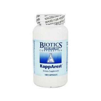 Biotics Research - Kapparest - 180 Capsules-1 Bottle