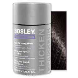 Bosley Hair Thickening Fibers Black