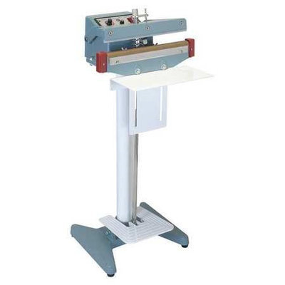 Value Brand 2LED6 Foot Operated Bag Sealer, Pedestal, 12In