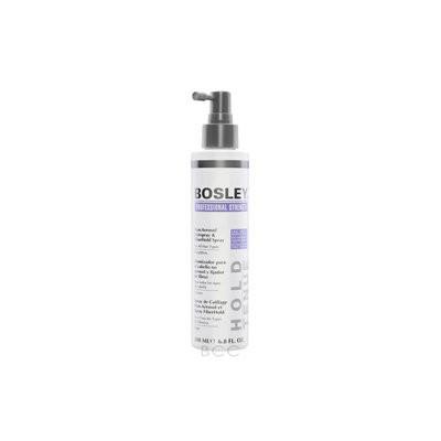Bosley Professional Strength Non-Aerosol Hairspray and Fiberhold Spray