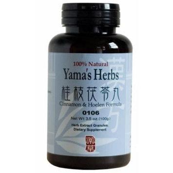 Cinnamon & Hoelen Tea - Powder Type (Chinese Herb Name: Gui Zhi Fu Ling Wan)