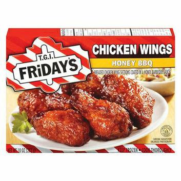 T.G.I. Friday's TGI Friday's Honey BBQ Chicken Wings 10-oz.
