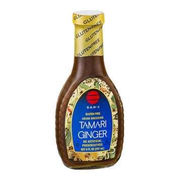 San-J Asian Dressing Tamari Ginger