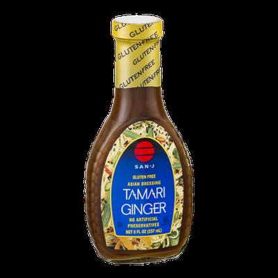San-J Asian Dressing Tamari Ginger
