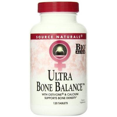 Source Naturals Ultra Bone Balance (Eternal Woman), 120 Tablets