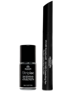 Alessandro International Receive a Free Correcting Pen and Peel-Off Activator with Alessandro Striplac Starter Kit purchase