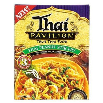 Thai Pavilion Peanut Stir-Fry, 7.05-Ounce Boxes (Pack of 6)