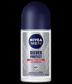 NIVEA MEN Silver Protect Anti-perspirant Deodorant Roll On