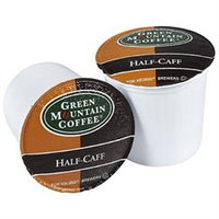Green Mountain Coffee Half-Caff, 24 ct K-Cups for Keurig Brewers