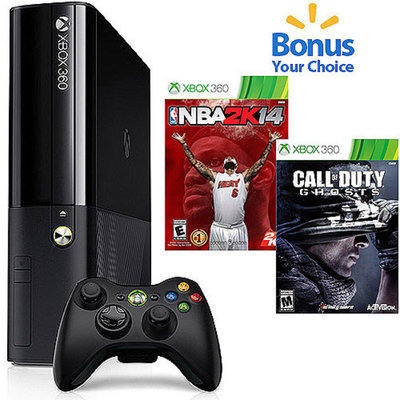 Xbox 360 Starter Bundle with Bonus Game
