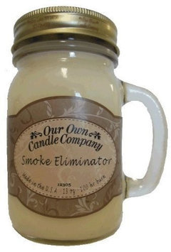 Our Own Candle Company Smoke Eliminator Jar Candle, White