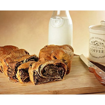Chocolate Babka Cake 15.oz From Lilly's Home Style Bake Shop