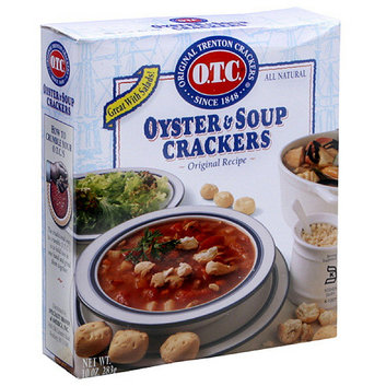 OTC O.T.C. Oyster Crackers