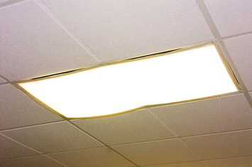 Educational Insights Classroom Light Filters - Whisper White Set of 4