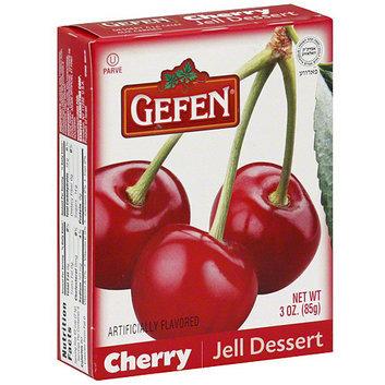 Gefen : Cherry 3 oz Jell Dessert