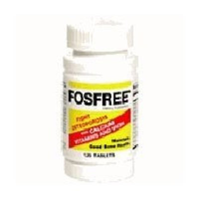 MISSION PHARMACAL CO FOSFREE TABLETS Size: 120