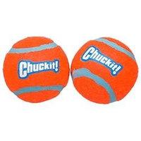 Chuckit Tennis Balls - 2 Pack: Small - 2 Pack Sleeve