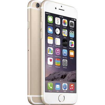 Boost Mobile Apple - Apple® iPhone® 6 16GB No-Contract Cell Phone - G