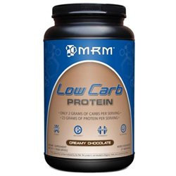 MRM, Low Carb Protein Chocolate 1.78 lbs
