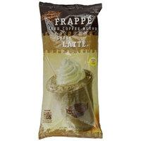 MOCAFE Frappe Caffe Latte, Ice Blended Coffee, 3-Pound Bag