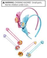 Disney Princess Girls' or Little Girls' 6-Piece Hair Accessory Set