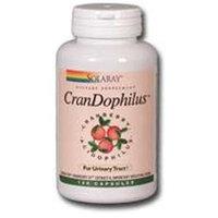 Solaray Cran Dophilus - 120 Capsules - Acidophilus / Probiotics