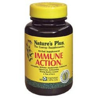 Nature's Plus Immune Action - 60 Capsules - Other Herbs