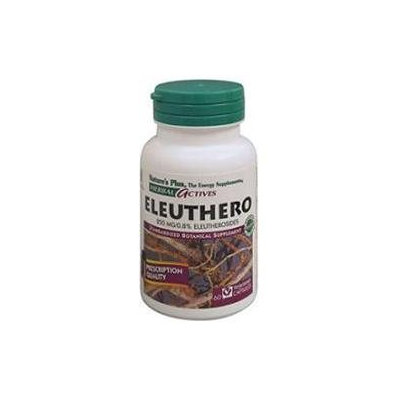 Nature's Plus Eleuthero 250 MG - 60 Capsules - Other Herbs