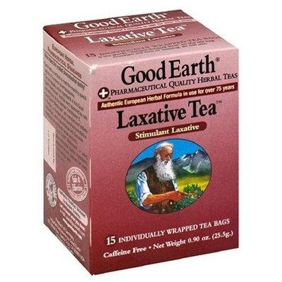 Good Earth Tea Laxative 15 Bag (Pack of 6)