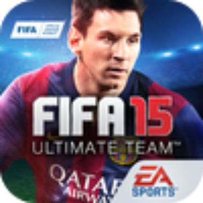 EA FIFA 15 Ultimate Team Mobile App