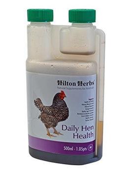 Hilton Herbs 26050 Daily Hen Health 1.05 pt 500 ml Bottle
