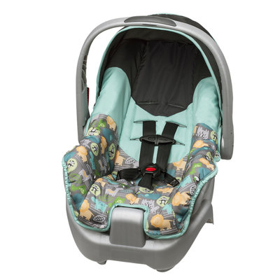 Evenflo Company Inc. Evenflo Nurture Infant Car Seat in Jungle Safari