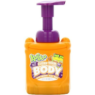 Pampers® Kandoo Bright Foam Body Wash Funny Berry Scent