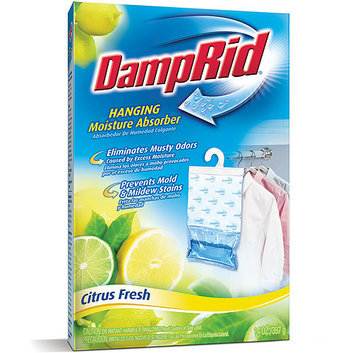DampRid Hanging Citrus Fresh Moisture Absorber