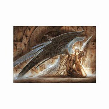 Educa The Fallen Angel, Luis Royo Puzzle: 1500 pc Ages 12 and up, 1 ea