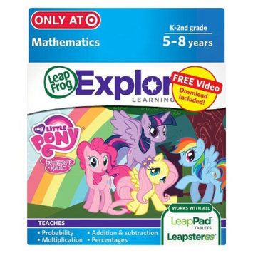 LeapFrog Learning Game: My Little Pony Friendship is Magic - Target
