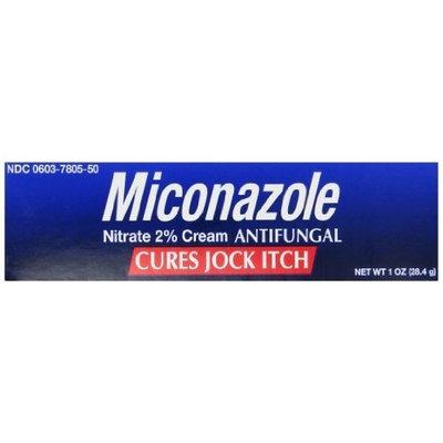 Miconazole Nitrate 2 % Antifungal Cream - 1 Oz (Pack of 6)