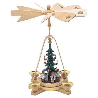 Alexander Taron Tabletop Candle Pyramid Indoor Christmas Decoration 1665