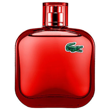 Lacoste Eau de  L.12.12 - Rouge 3.3 oz Eau de Toilette Spray