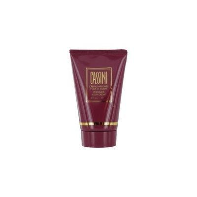 Cassini by Oleg Cassini for Women Perfumed Body Cream, 4 Ounce