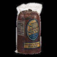 Seltzer's Smoke'n Honey Beef Roll Low Fat