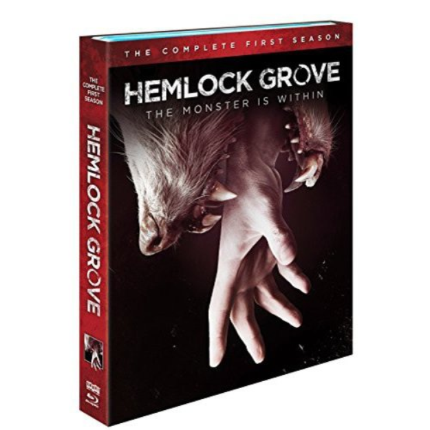 Hemlock Grove: The Complete First Season (Blu-ray) (Widescreen)