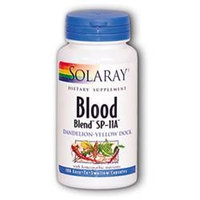 Solaray Blood Blend SP-11A - 100 Capsules