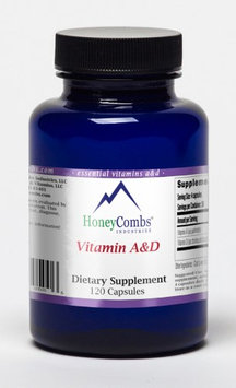 HoneyCombs Vitamins A & D VCaps