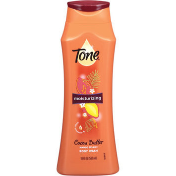 Tone Moisturizing Body Wash with Cocoa Butter