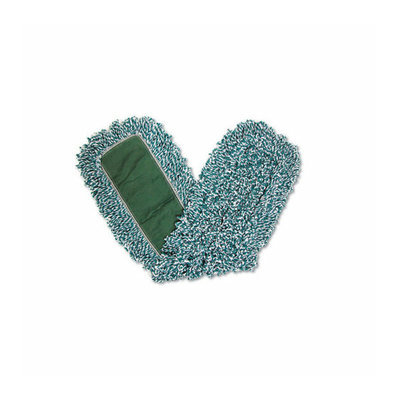 Rubbermaid Commercial Products 24'' Dust Microfiber Mop Heads Looped End