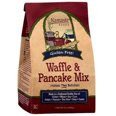 Namaste Foods Waffle & Pancake Mix 6 Pack