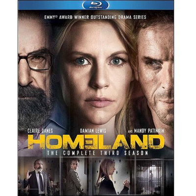 Homeland: The Complete Third Season (Blu-ray) (Widescreen)