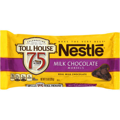 Toll House Milk Chocolate Morsels